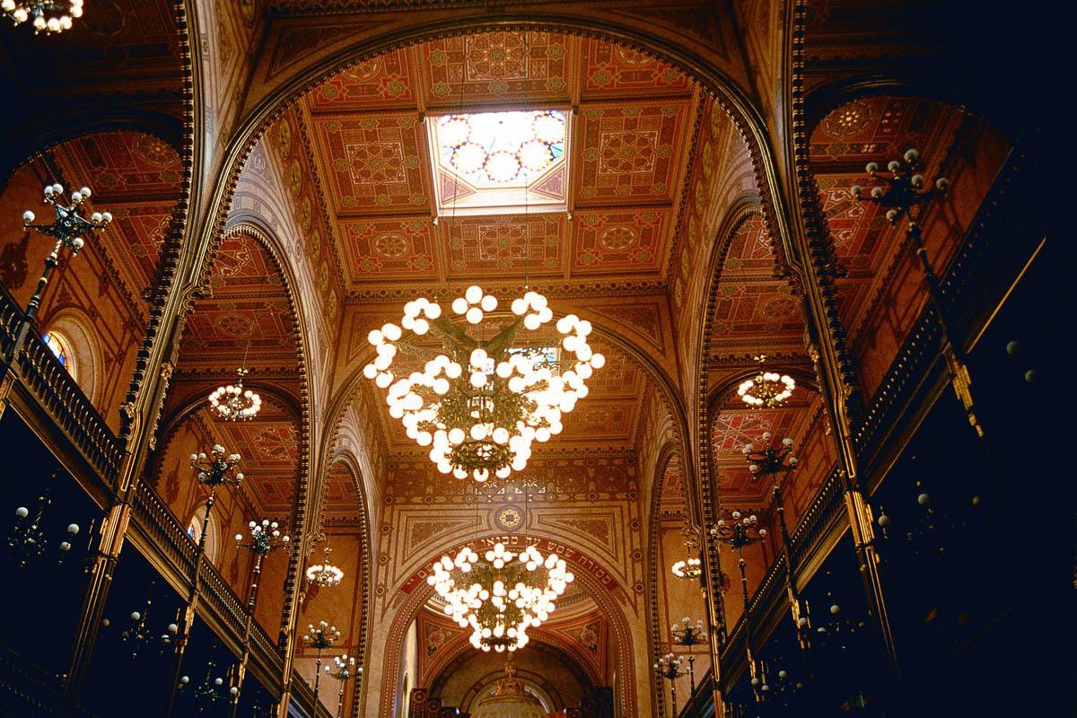 Große Synagoge Budapest