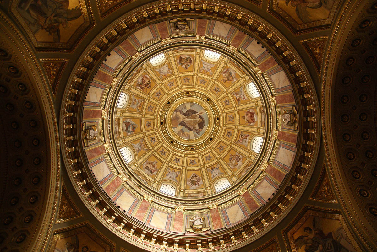 Kuppel der St.-Stephans-Basilika